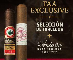 Joya de Nicaragua TAA 2019 cigar releases