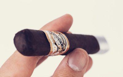 Espinosa Laranja Reserva Escuro Corona Gorda cigar review
