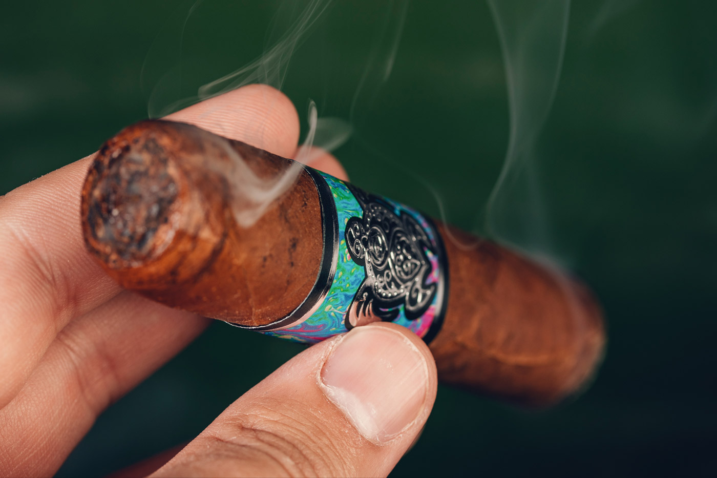 Psychedelic Turtle cigar review