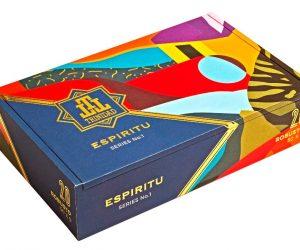 Trinidad Espiritu cigar box