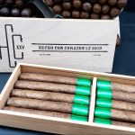 Crowned Heads HCC XXV LE 2019 box open