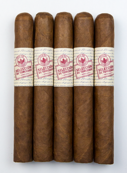 Joya de Nicaragua Selección de Torcedor 2019 cigars 5-pack