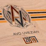 AVO Improvisation Series LE19 cigar box lid