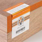 AVO Improvisation Series LE19 cigar box seal