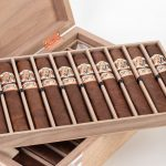 AVO Improvisation Series LE19 cigars box mold