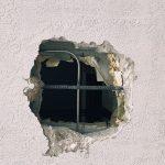 Casa Cuevas Cigars headquarters burglary break-in hole