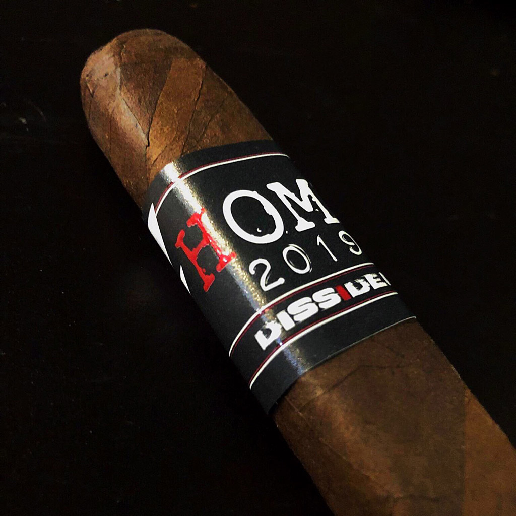Dissident Cigars Home 2019 cigar