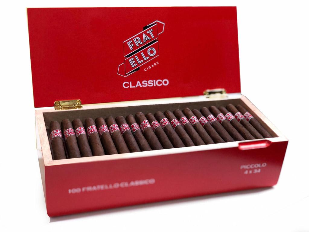 Fratello Classico Piccolo cigar box