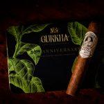 Gurkha Treinta packaging presentation
