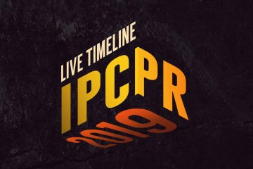 IPCPR 2019 Live Timeline featured graphic