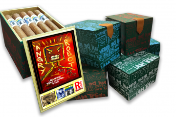 Lars Tetens Cigar Boxes