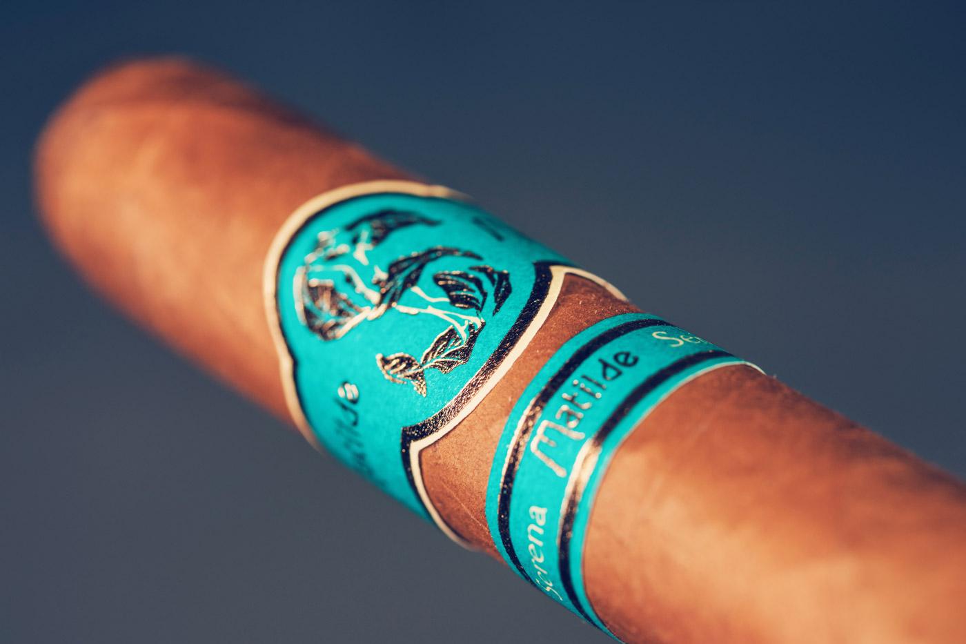 Matilde Serena Corona cigar review