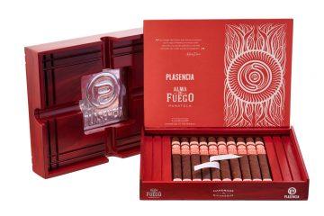 Plasencia Alma del Fuego packaging presentation