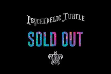 Psychedelic Turtle cigars sold out