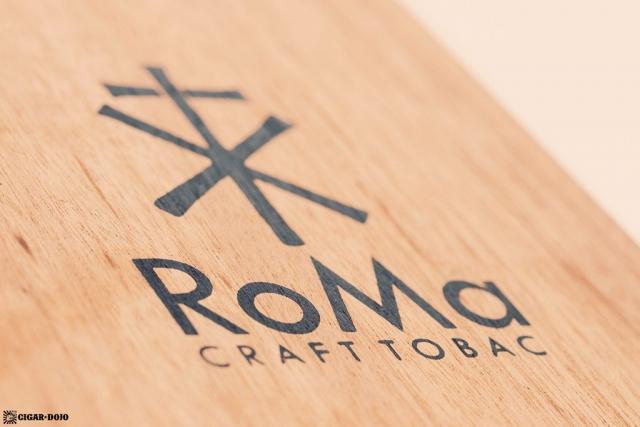 RoMa Craft Whiskey Rebellion 1794 Pennsatucky cigar box backside