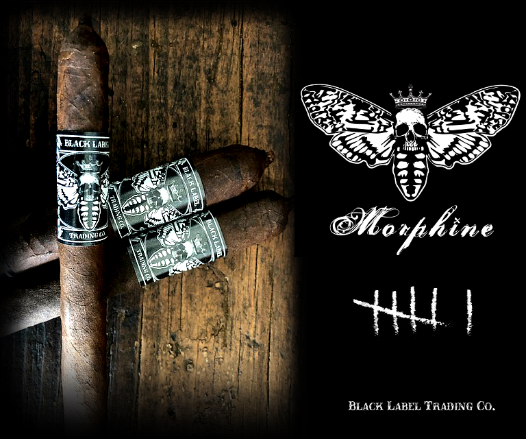 Black Label Trading Company MORPHINE 2019 official