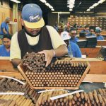 Casa Cuevas Cigars Las Lavas factory cigar handling