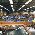 Casa Cuevas Cigars Las Lavas factory floor