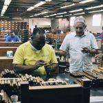 Casa Cuevas Cigars Las Lavas factory Luis Cuevas Sr.