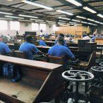 Casa Cuevas Cigars Las Lavas factory rollers