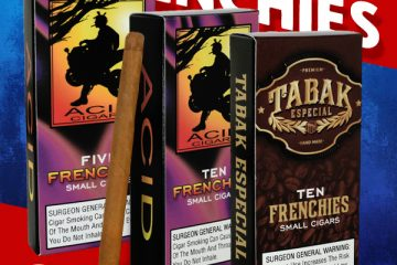 Drew Estate Frenchies IPCPR 2019