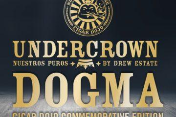 Drew Estate Undercrown Dojo Dogma 2019 official