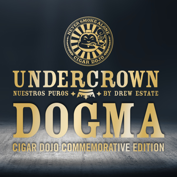 Drew Estate Undercrown Dojo Dogma 2019 official