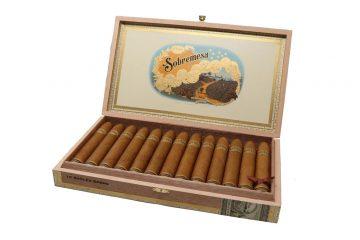 Dunbarton Tobacco & Trust Sobremesa Brûlée box open