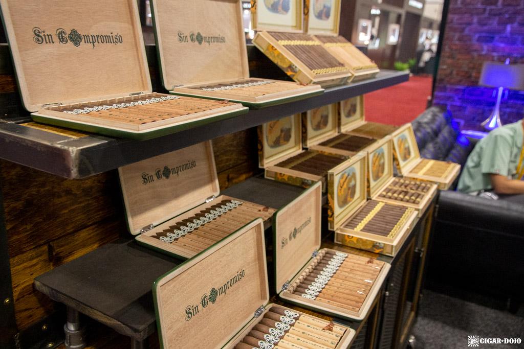 Dunbarton Tobacco & Trust cigars IPCPR 2019
