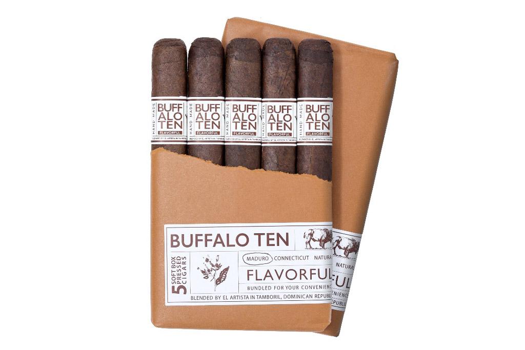 El Artista Buffalo TEN cigar 5-packs