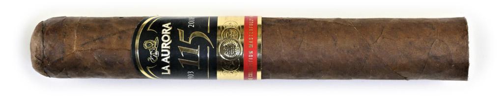La Aurora 115 Anniversary cigar