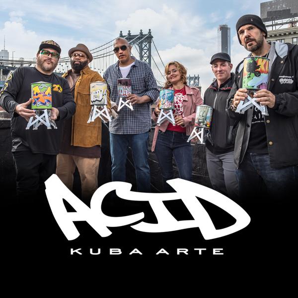 Drew Estate ACID KUBA ARTE artist team