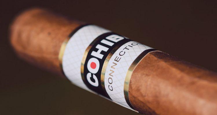 Cohiba Connecticut Robusto cigar review