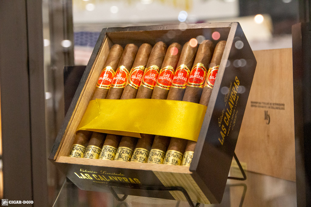 Crowned Heads Las Calaveras EL 2019 cigars IPCPR 2019