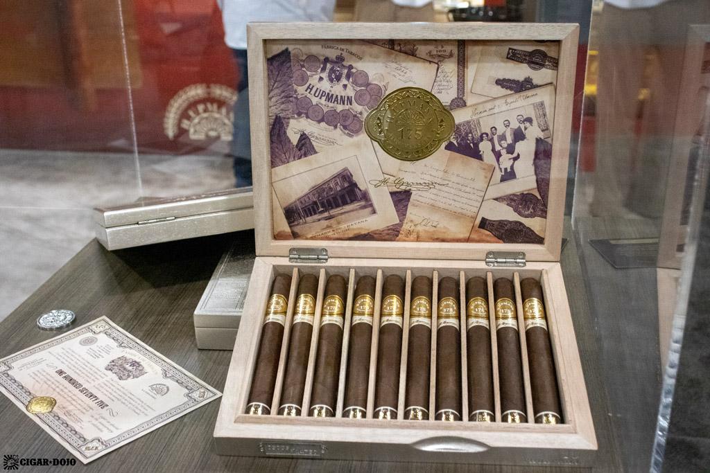 H. Upmann 175th Anniversary cigars IPCPR 2019