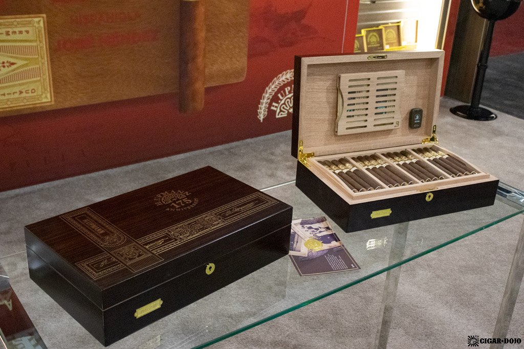 H. Upmann 175th Anniversary humidor IPCPR 2019