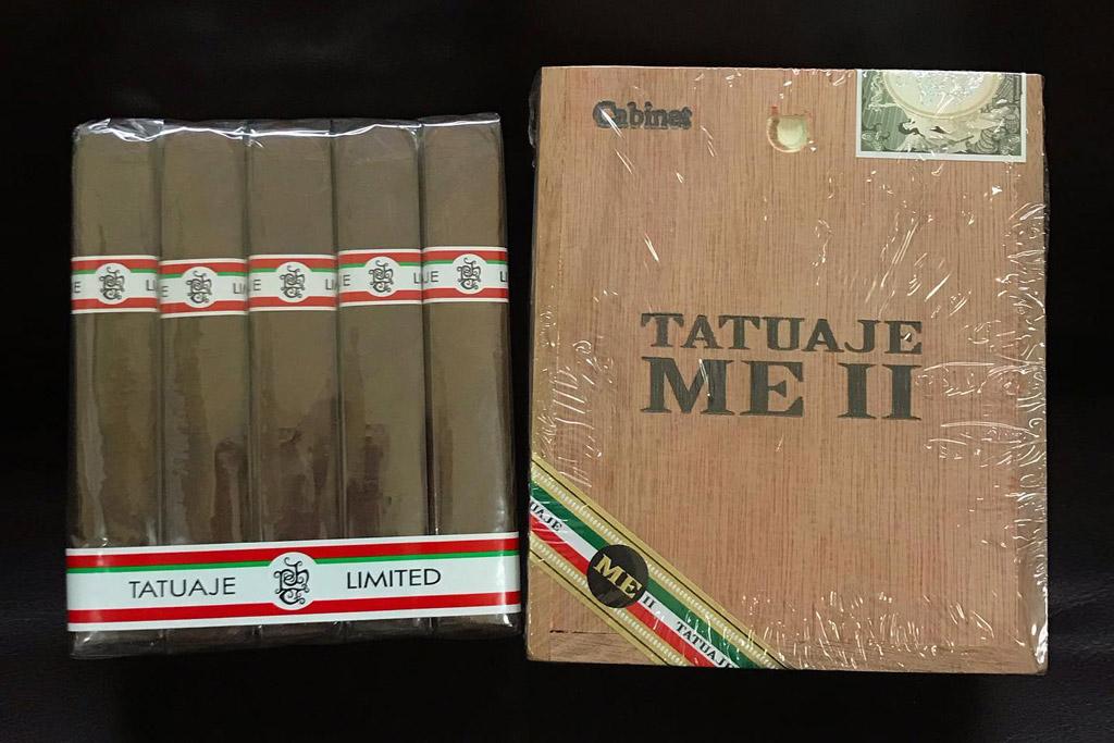 Tatuaje ME II cigars