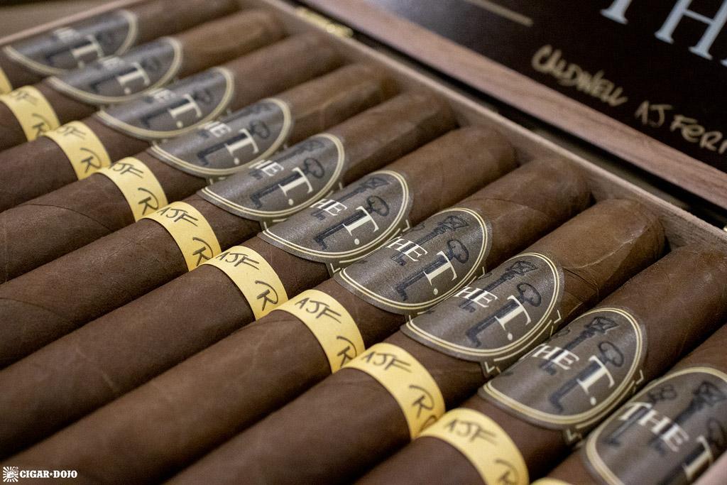 The T. Habano cigars IPCPR 2019