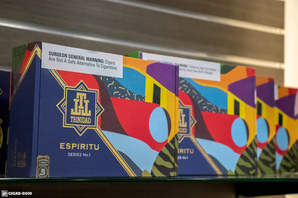 Trinidad Espiritu packaging IPCPR 2019