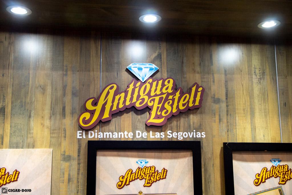 Antigua Estelí booth IPCPR 2019