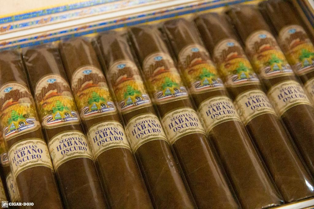 Antigua Estelí Segovias Habano Oscuro cigars IPCPR 2019