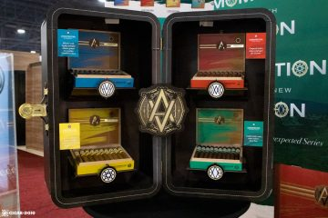 AVO Cigars booth IPCPR 2019