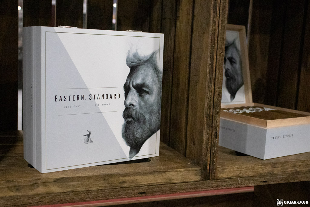 Caldwell Cigar Co. Eastern Standard updated packaging IPCPR 2019