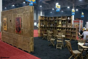 Caldwell Cigar Co. booth IPCPR 2019