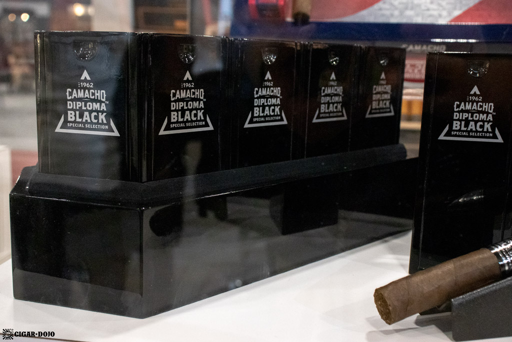 Camacho Special Selection Diploma Black cigars IPCPR 2019