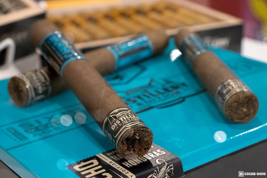 Camacho Ecuador Distillery Edition cigars IPCPR 2019