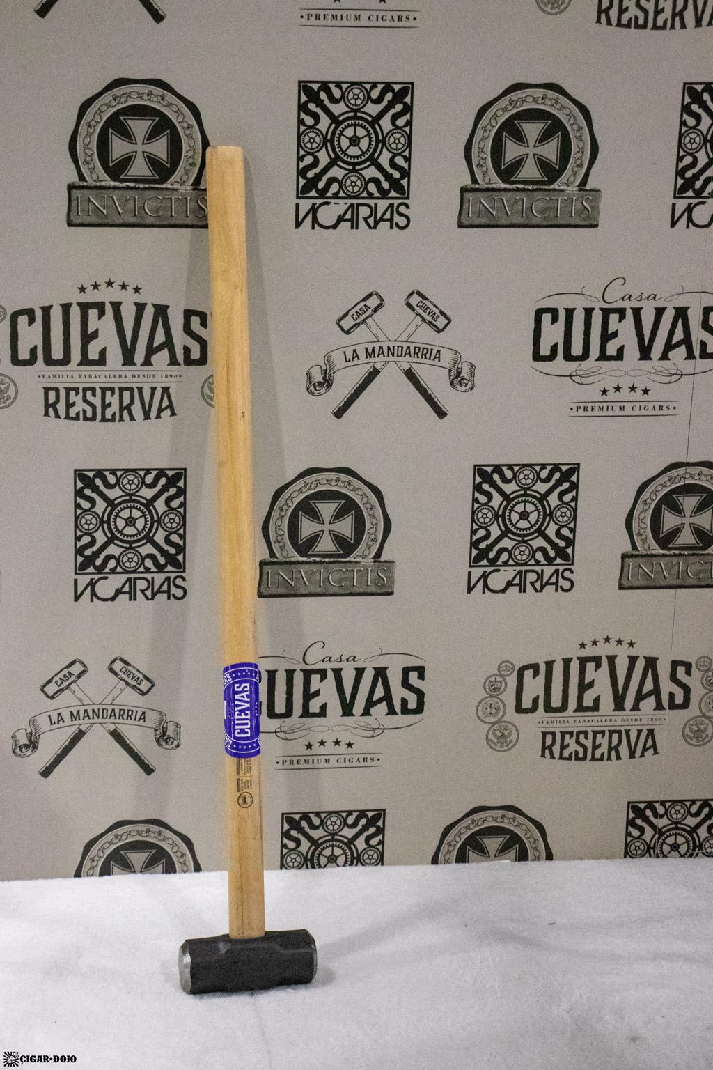 Casa Cuevas sledgehammer IPCPR 2019