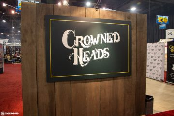 Crowned Heads booth IPCPR 2019