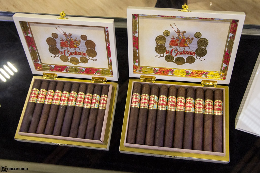 Crowned Heads La Coalición cigars IPCPR 2019