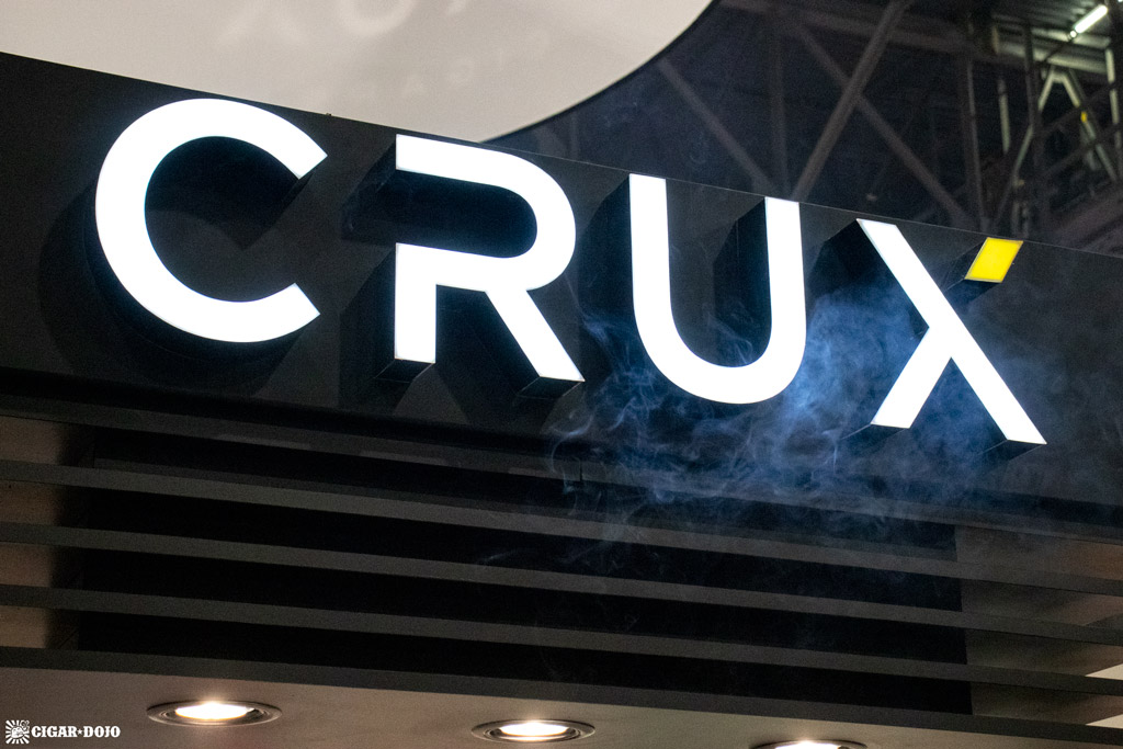 Crux Cigars banner IPCPR 2019